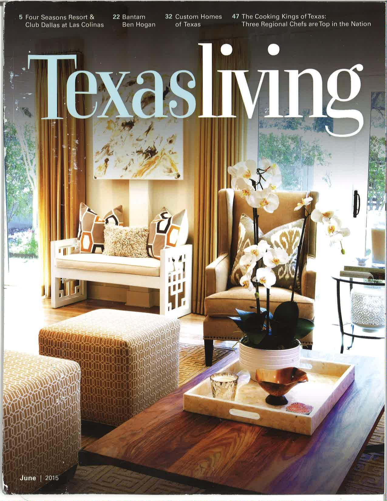 Superb Texas Living Magazine
